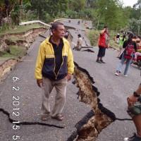 2012年2月6日に発生したネグロス東州の地震について【206号】