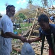 フィリピン・ボホール島地震、ヨランダ台風被災者支援金のご報告(3 月末時点)
