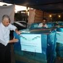 PARC(パレスチナ農業復興委員会)は、ガザ地区への支援活動を行っています。