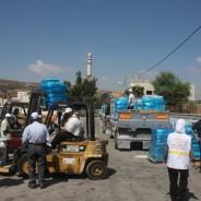 パレスチナ・ガザ地区の状況と、オリーブオイルの出荷団体であるPARCとUAWCの支援活動の報告