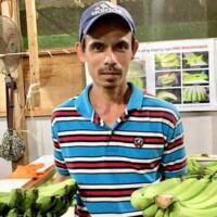 【バナナニュース300号】フィリピン・東ネグロス州のパーチェサー、エリザーさん
