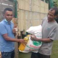 新型コロナウイルス:コーヒー産地東ティモールでの物資支援