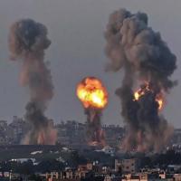パレスチナが燃えている~ガザ情勢~
