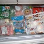 田原さんのご自宅冷蔵庫