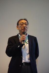 パプアのカカオがなぜ苦いか語るオルター・トレード・ジャパン堀田