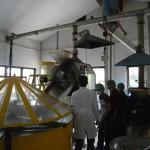 カカオ豆の焙煎