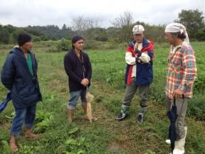 バナナ生産者交流会 三重県・伊賀有機供給センター