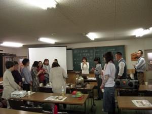 ATJとまめ福のコーヒー学習会