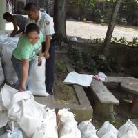 2013年10月15日発生、フィリピン大地震による災害復興支援募金にご協力をお願いします。