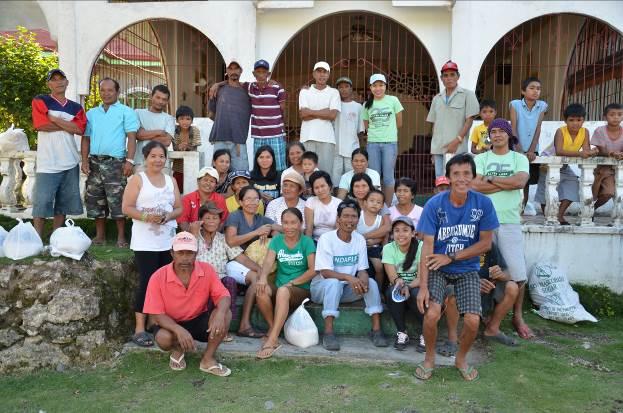 シエラブロネス村とバンワログ村の31人