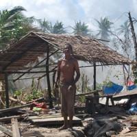 台風30号ヨランダ フィリピン・ネグロス島、パナイ島被災者支援のお願い