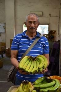レイクセブのバランゴンバナナ、よろしく!