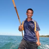 【台風30号ヨランダ復興】 漁業用小型ボート引き渡し式典に参加しました-ネグロス、オールド・サガイ村-