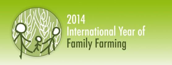 2014国際家族農業年ロゴ