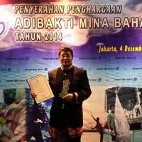 オルター・トレード・インドネシア(ATINA)社が、インドネシア海洋水産省から「全国最優良エビ加工工場賞」を受賞しました。