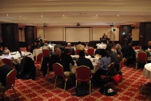 APF総会での発表の様子