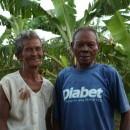 【バナナニュース239号】 本当に残念です。でもゼロから再スタートだと仲間と話しているんです~パナイ島バナナ生産者を訪ねて~