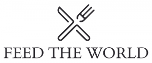 Feed The World logo