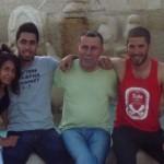 ファラージさん家族