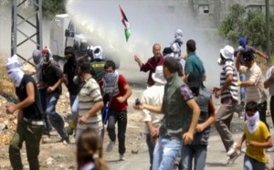 パレスチナでの弾圧