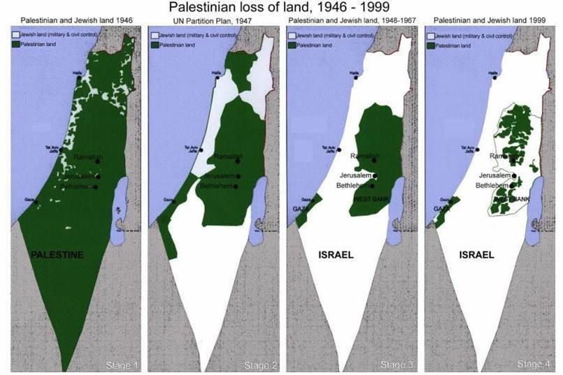 パレスチナ報告(前半)パレスチナ問題とは何か。そしてイスラエル占領の実態について。