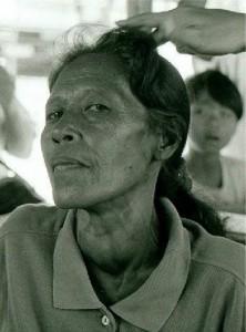 農薬で甲状腺ガンを患った女性