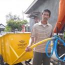 NGO「インドネシア保全(KOIN)」のゴミ回収プログラム活動