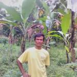 ロンコイ・サホルさん/キガウハット地区バランゴンバナナ生産者