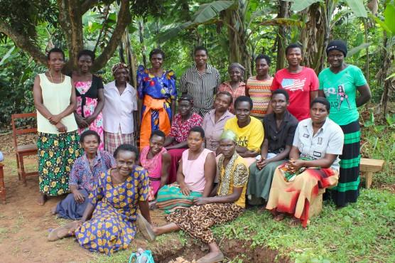 ルワンダの女性たち @Twin