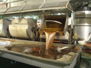 現在の製糖工場