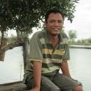 粗放養殖は自然に近い環境がずっと残せるし、長く続けられる。スヘリさん(エコシュリンプ生産者)from インドネシア (PtoP NEWS vol.31 より)